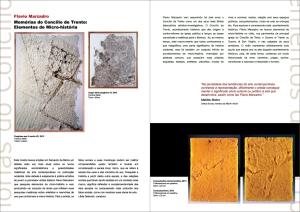 Flavio Marzadro - Catálogo - Pagina 2 e 3
