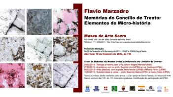 Flavio Marzadro - Divulga‹o Mostra