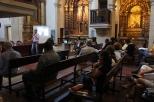 Palestra de Luiz Cardoso (27/02/2013) II Mesa do Ciclo de debates A influência do Concílio de Trento na Cultura Brasileira