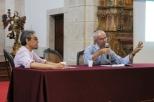 Eugênio Lins e Luiz Cardoso (27/02/2013) II Mesa do Ciclo de debates A influência do Concílio de Trento na Cultura Brasileira