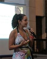 Mesa III Mônica Farias palestrando