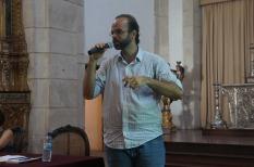 Prof. Sandro Ornellas (instituto de Letras/UFBA)
