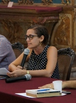 Profa. Nancy Vieira (instituto de Letras/UFBA)