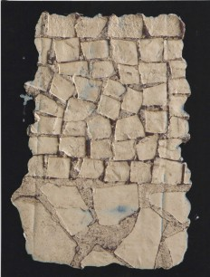 Persistenza della fede (Serie Peregrinazione a Padre Cicero) ♦ Mixed media, 2012 ♦ 70 x 50 cm ♦ Photo: Antonello Veneri (2014)