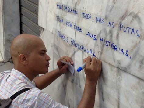 Alex Simões Perfomance, 2013