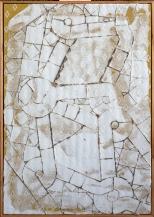 Un omaggio a Paolo Ucello. 100cm x 70 cm (2014).
